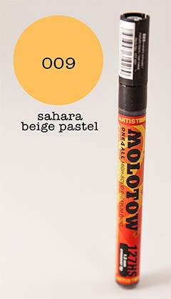 Molotow Marker 127HS - Sahara Beige - 1,5mm Crossover