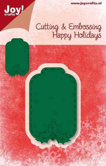 Noor! Design - Happy Holidays - Label