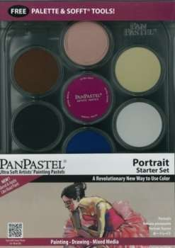 PanPastels - Set - Portrait