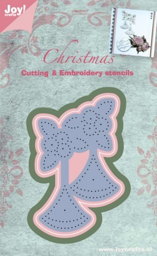 Joy! Crafts - Christmas Embroidery bellen