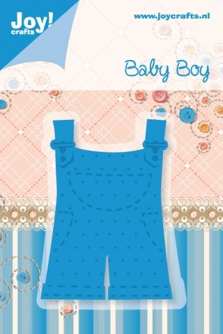 Joy! Crafts - Noor! Design Baby Boy - Broekpakje