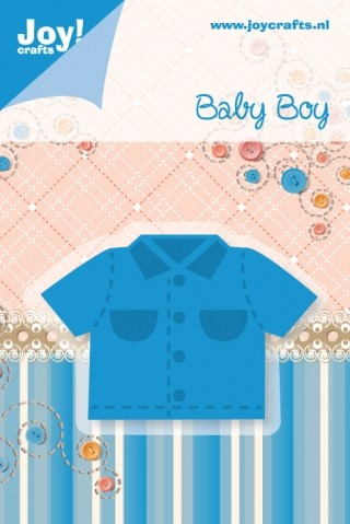 Joy! Crafts - Noor! Design Baby Boy - Overhemdje
