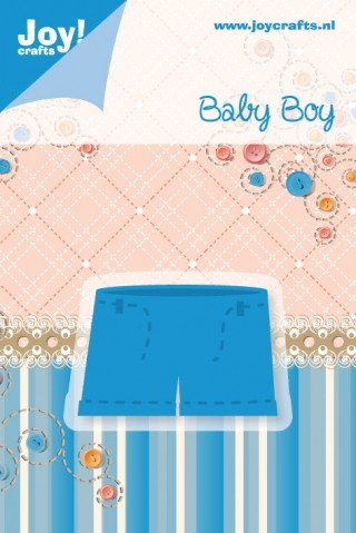 Joy! Crafts - Noor! Design Baby Boy - Broekje