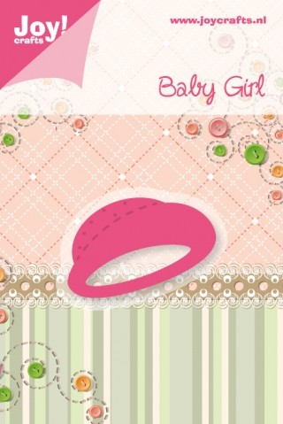 Joy! Crafts - Noor! Design Baby Girl - Hoedje