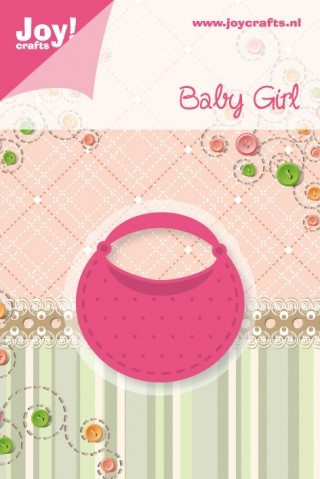 Joy! Crafts - Noor! Design Baby Girl - Tasje