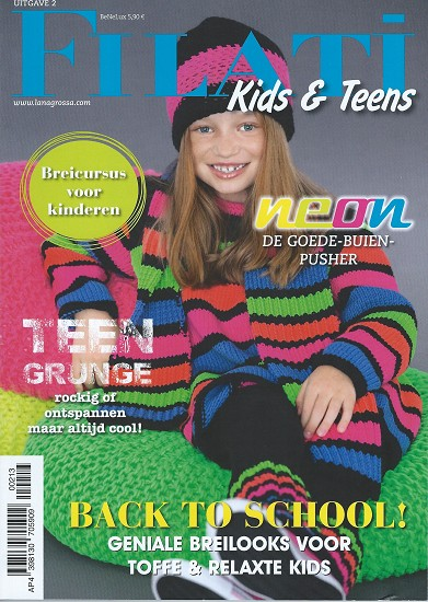 Lana Grossa - Filati Kids & Teens - no 2