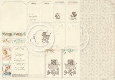 Pion Design - Sweet Baby - Tags
