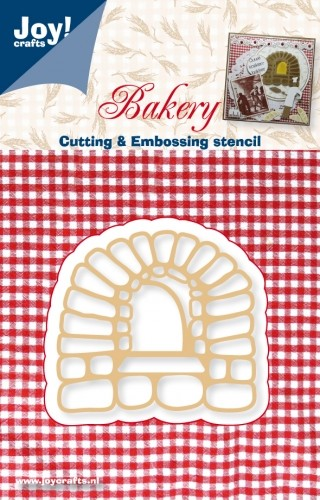 Joy! Crafts - Cutting & Embossing - Bakery Open Bakoven
