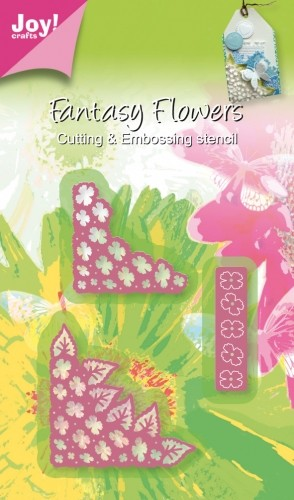 Joy! Crafts - Mery`s 3D Fantasy hoek