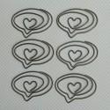 Maya Road - Metal vintage Trinket - Love Bubbles