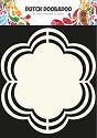 Dutch Doobadoo - Shape Art - Frames Flower