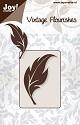 Noor! Design -  Vintage Flourishes - Blad 1