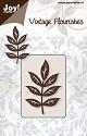 Noor! Design -  Vintage Flourishes - Blad 2