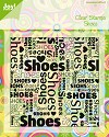Clear Stamp - Joy! Crafts - Noor! Design Shoes