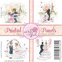 Printed Panels - Wild Rose Studio - Romantic panels