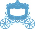 MD Creatable - Princess Carriage