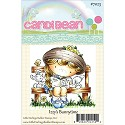 Rubber Stamp LDRS - CandiBean - Izzy`s Bunnytime