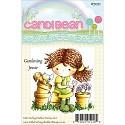 Rubber Stamp LDRS - CandiBean - Gardening Jessie