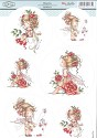 Stansvel THH Wee Stamps - Rosetta
