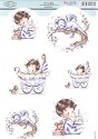 Stansvel THH Wee Stamps - It`s a boy