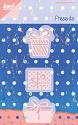 Noor! Design - Cutting & Embossing stencil - Presents 1