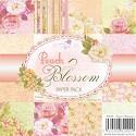 Wild Rose Studio`s - 6x6 Paper Pack Peach Blossom
