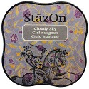 Stempelinkt - StazOn Midi - Cloudy Sky