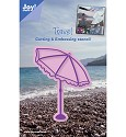 Joy! Crafts - Cutting Die - Travel Parasol