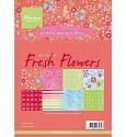 Marianne Design - Paperpad - Eline`s Fresh Flowers