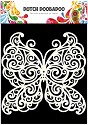 Dutch Doobadoo - Dutch Dutch Mask Art A5 - Butterfly