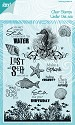 Joy! Crafts - Clear stamps - Under the Sea