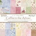 Paperpad Maja Design - Coffee in the Arbour