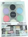 PanPastels - Pearl (6) & Mediums (4) Tray-Kit