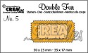 Stansmal - Crealies - Double Fun no.5 Tickets