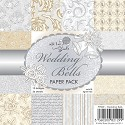 Paperpad Wild Rose Studio`s - Wedding Bells
