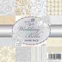 Paperpad Wild Rose Studio`s - Wedding Bells