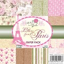 Paperpad Wild Rose Studio`s - Letters from Paris