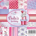 Paperpad Wild Rose Studio`s - Bella`s Birthday