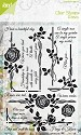 Noor! Design - Clear Stamp - Roses - Have a beautiful day