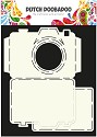 Dutch Doobadoo - Card Art - Camera 2delig