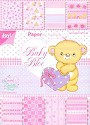 Joy! Crafts - Paperblock A5 - Baby Roze