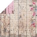 Scrappapier FabScraps - Industrial - Wood Chic 2