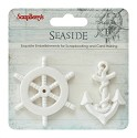 ScrapBerry`s - Resin embellishments - Seaside Anker