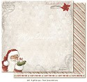 Scrappapier Maja Design - A Gift for You - From Santa with Love