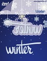 Noor! Design - Winter Wishes - Tekst Winter
