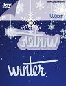 Noor! Design - Winter Wishes - Tekst Winter