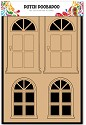 Dutch Doobadoo - MDF Art - Door