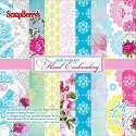 Paperpad ScrapBerry`s - Floral Embroidery