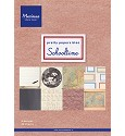 Paperpad Marianne Design - Schooltime A5