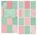 Noor! Design - Paper Bloc - Floral (green)